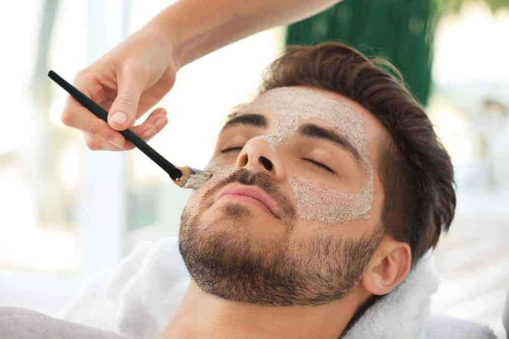 Urban Beauty Salon Men's Treatments Men's Facials